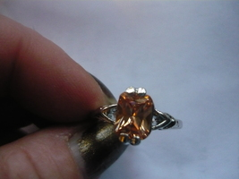 Haunted Gold Dragon Very Protective And Great Wish Grantor Ring Size 7 - $125.00
