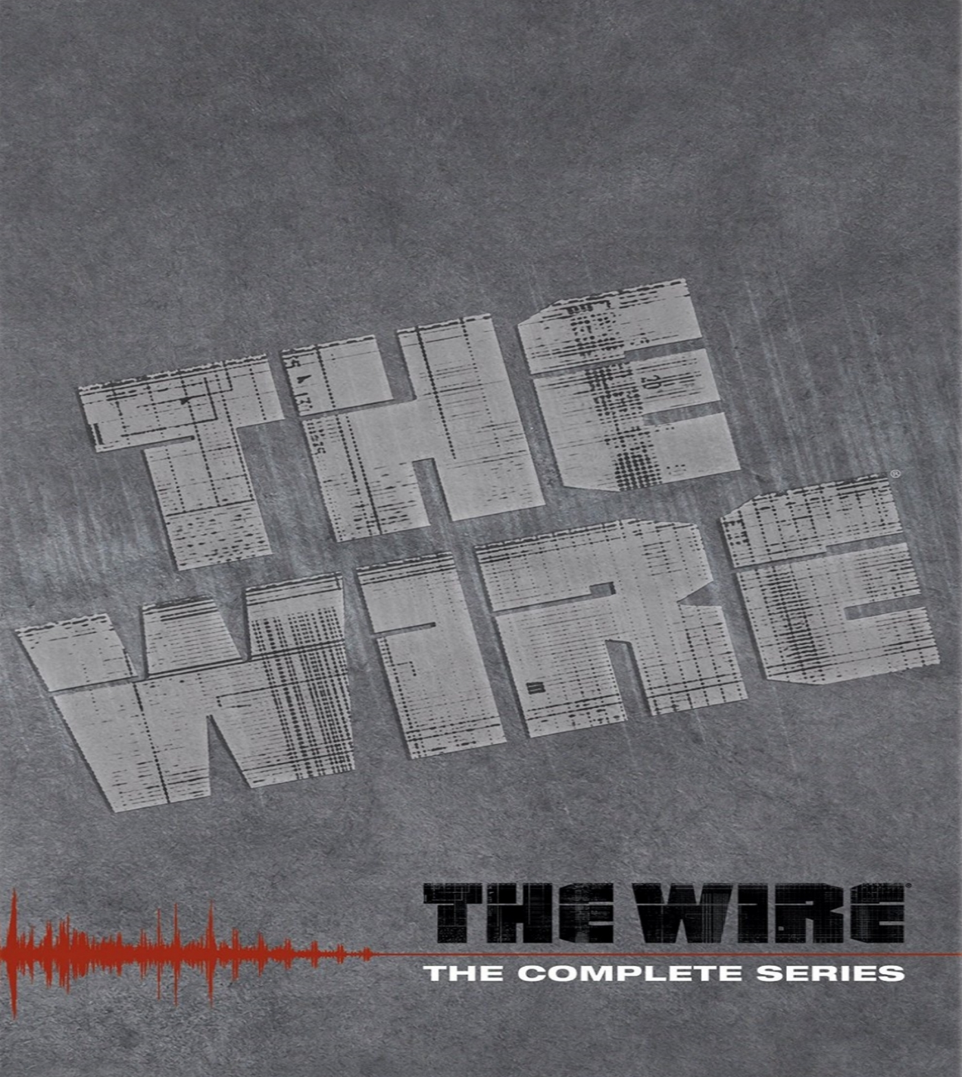 The Wire The Complete Series Season 1-5 Boxset (DVD 2011 23-Disc ...