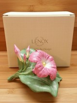 LENOX MANDEVILLA Garden Flower Sculpture In Original Box LOOK! - $26.46