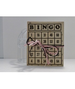 Set of 5 Vintage 1933 Parker Brothers Bingo Car... - $4.99