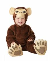 California Costume Chimpanzee Infant Costume Asst Sizes #10032 Brand New - $9.99