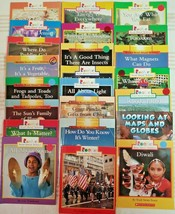 Rookie Read-About  Lot Of 23 Children's books Science Geography - $24.26