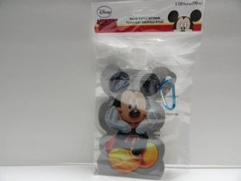 Mickey Mouse Water Bottle Keyring [Sports]