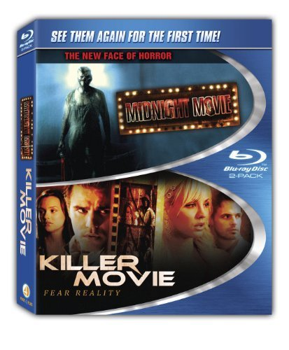 Midnight Movie/Killer Movie [Blu-ray] [Blu-ray] (2010) Leighton Meester; Dani...
