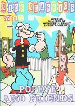 Kids Klassics Vol. 2 - Popeye And Friends [DVD] (2002) Multi