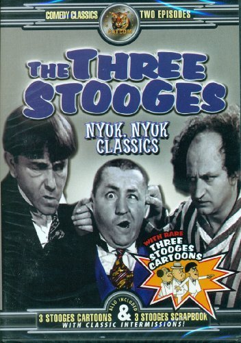 The Three Stooges Nyuk Nyuk Classics [DVD] (2006)