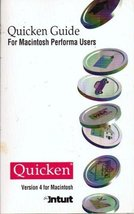 Quicken User's Guide Version for Macintosh [Paperback] by Intuit