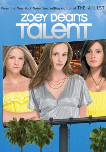 Talent (Talent Novels) by Dean, Zoey