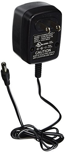Zone 40 AC Adapter 9VDC 350mA (Works With Other Wireless Gaming Systems)