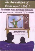 The Adventures of Robin Hood, Vol. 1 (4 episodes) [DVD] Richard Greene; Donal...