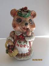 Mama Bear Christmas Statue - $24.98