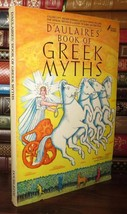 Daulaires, Ingri; Daulaires, Edgar P.  D'AULAIRES' BOOK OF GREEK MYTHS 1... - $28.47
