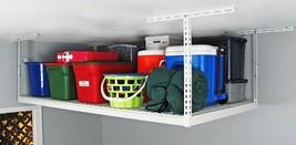 Saferack Garage Storage Racks Shelving Overhead Adjustable Heavy Duty Organizer
