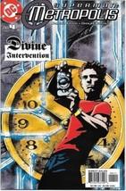 Superman: Metropolis Comic Book #4 DC Comics 2003 NEAR MINT NEW UNREAD - $3.25