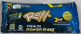 Roxx Stealth Power Paxx (Series 1) - 2 Pack [Toy]