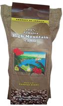 100% Jamaica High Mountain Coffee Roasted B EAN S 2 Lb - $69.99