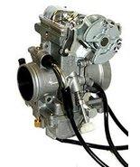 Mikuni Geniune TM 40mm 40 mm Flat Slide Smoothbore Carb Carburetor TM40-6 - $239.95