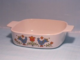 Vintage Corningware 1 Qt Country Festival Casserole dish with Lid A-1-B - $29.99