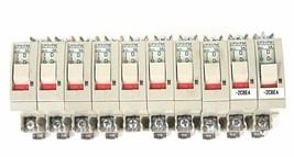 Lot Of 10 Fuji CP31FM/3 Circuit Protectors CP31FM 3 Amp Breaker - $200.00