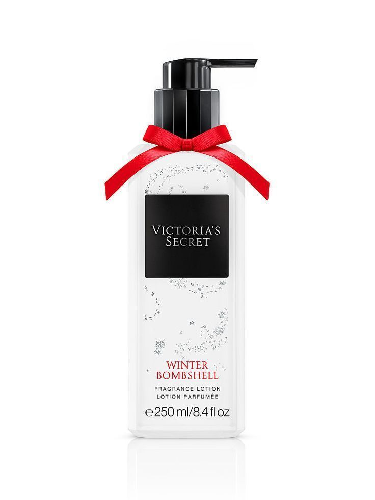 Primary image for NEW Victoria's Secret Winter Bombshell Fragrance Lotion. 8.4 fl