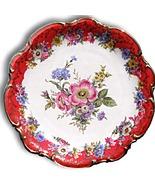 Wall Plate hand painted 22K Gold Vtg fmr Havila... - $39.00