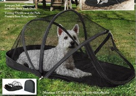 Portable Dog Cat Pet Dome Collapsible Shading Tent Outdoor Foldable Pet ... - $37.07