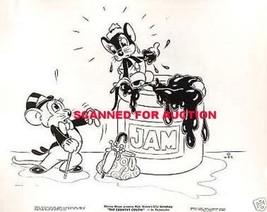 Walt Disney Abner & Monty The Country Cousin 1936 Vintage Original Photo 8 E 473 - $24.74