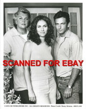 TYNE DALY AMY BRENNEMAN DAN FUTTERMAN JUDGING AMY 1999 CBS ORIG PHOTO 8E... - $24.74