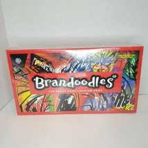 Brandoodles: The Brand Name Guessing Game - New, Sealed Party Game  - $17.41