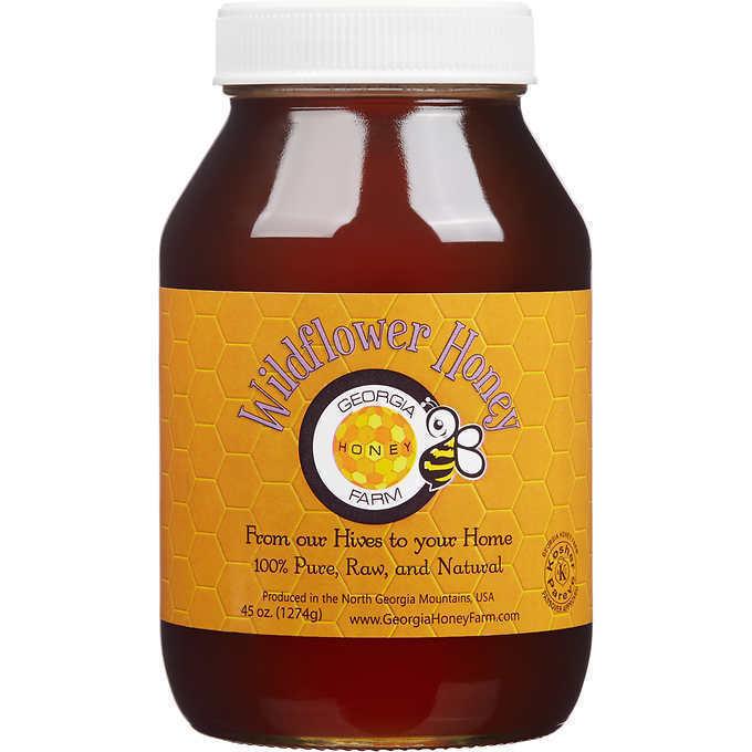 Georgia Wildflower Honey 45 oz