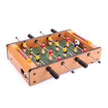 Foosball Table Soccer Game Mini Top Set Indoor Football Tabletop Kids Ch... - $49.49