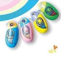 Mini Fan Creative Design Parrot Shape Portable Outdoor Travel Camp Small Fans - $7.41