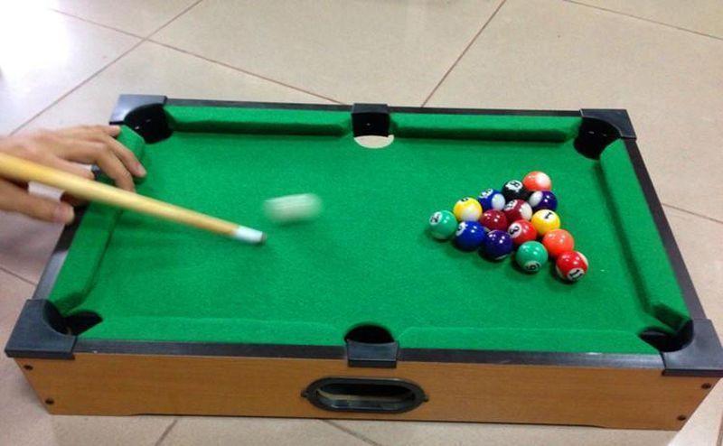 mini pool billiard table cups fun drinking and 50 similar items. Black Bedroom Furniture Sets. Home Design Ideas