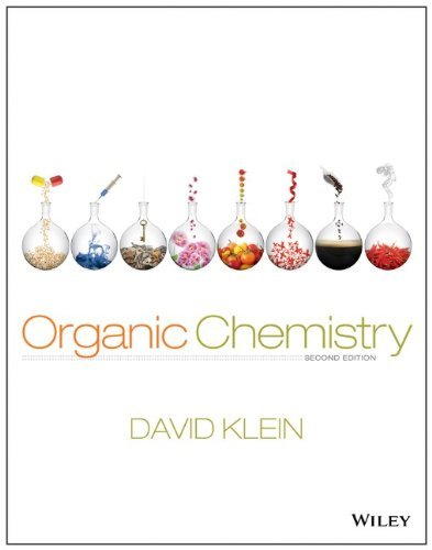 Organic Chemistry 2nd Edition by David R. Klein w/ Solution Manual (eTextbooks), used for sale  USA