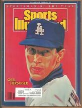 1988 Sports Illustrated Los Angeles Dodgers 49ers Notre Dame UNLV West V... - $2.50