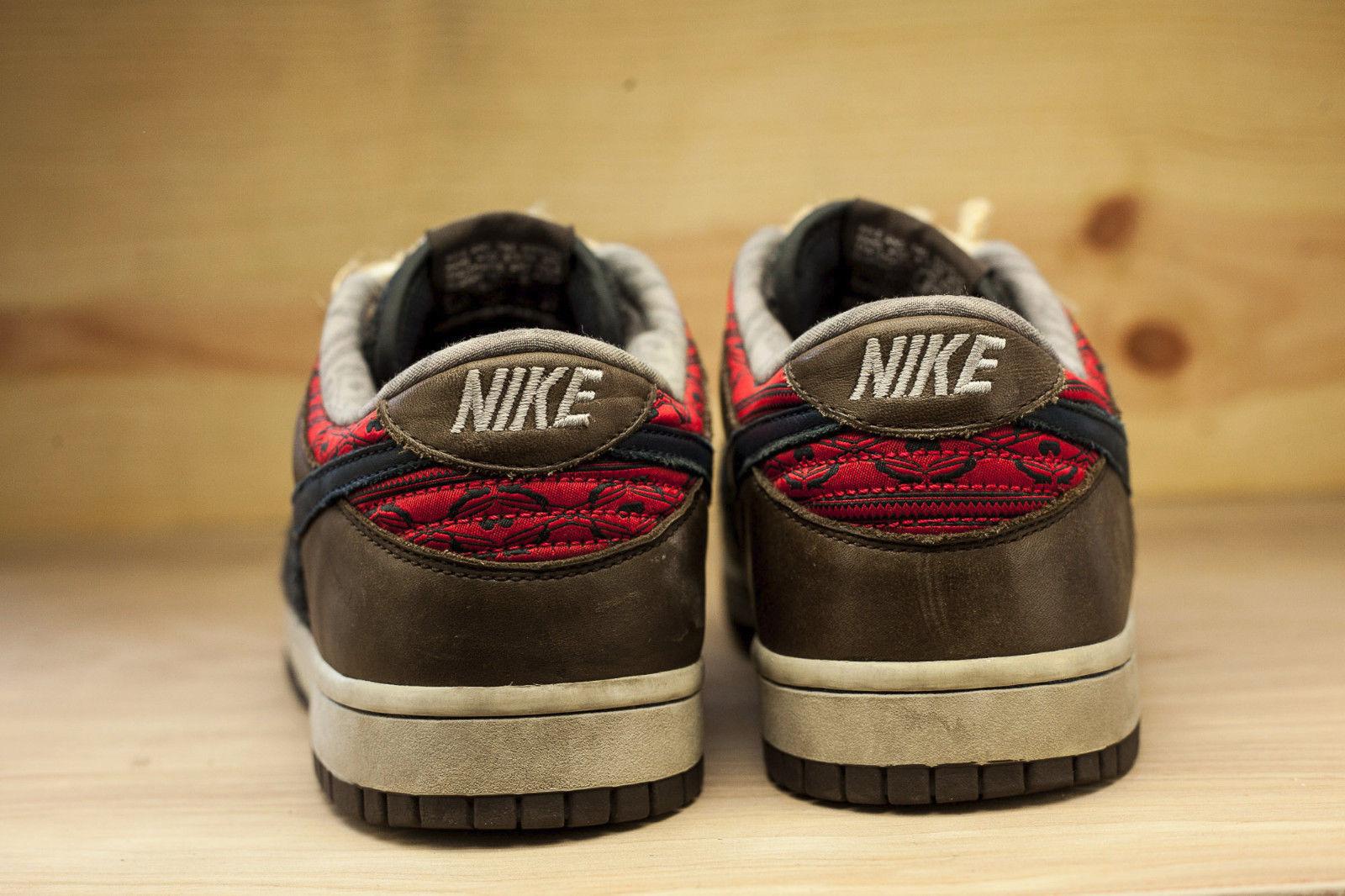 Nike 8.5 Brown Men's Sneakers Shoes