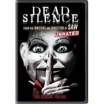 Dead Silence DVD, 2007, Unrated BRAND NEW - $8.50