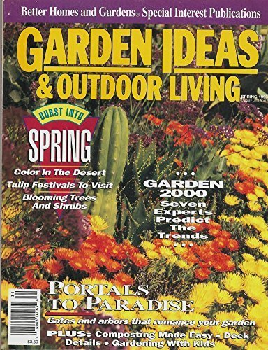 Better Homes And Gardens Special Interest Publications