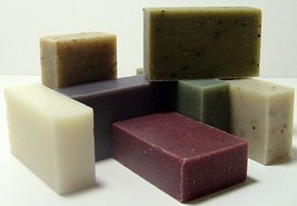 Organic Bar Soap 4 oz Vegan Cruelty Free Choose... - $5.25