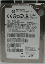 Hitachi HTS542512K9A300 120GB SATA-300 2.5 drive Tested Good Free USA Shiping