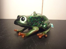 Frog Hanging Ornament - $4.80