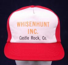 Whisenhunt Inc, Castle Rock CO Hat-Adjustable Trucker Hat-Foam Lined-Hea... - $15.03