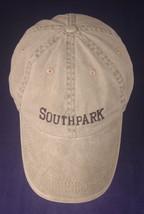 Southpark, Jefferson Colorado Hat-Adjustable Cloth Strap-Cap-Gray- - $13.50