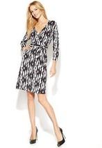 INC International Concepts Dress faux wrap PXL - $35.99