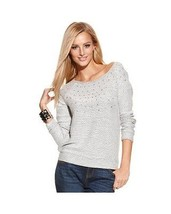 INC International Concept top sweatshirt sz s fits M too as pictured rhi... - $35.99
