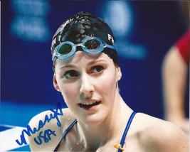 * Missy Franklin Signed Photo 8 X10 Rp Autographed Olympics Swimming - $19.99