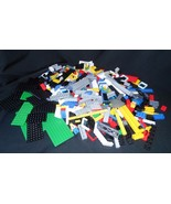 2 Pounds Clean Lego Pieces HUGE LOT- WITH MINIFIGURES - $44.05