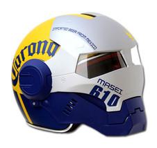Masei 610 Matt Corona Extra Motorcycle Helmet - $499.00