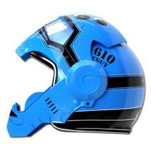 Masei 610 Blue Acguy Motorcycle Helmet image 4