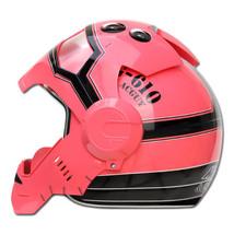 Masei 610 Red Acguy Motorcycle Helmet image 4